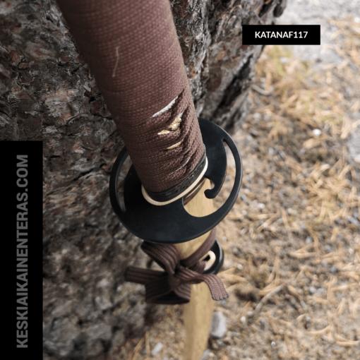 katana f117 japanilainen miekka