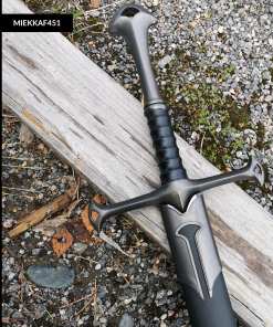 keskiaikainen miekka epee miekkaf451