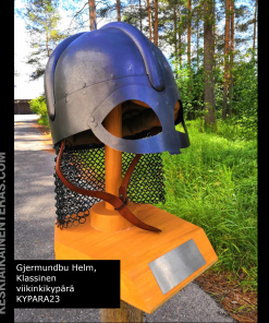Gjermundbu Helm, Klassinen viikinkikypärä